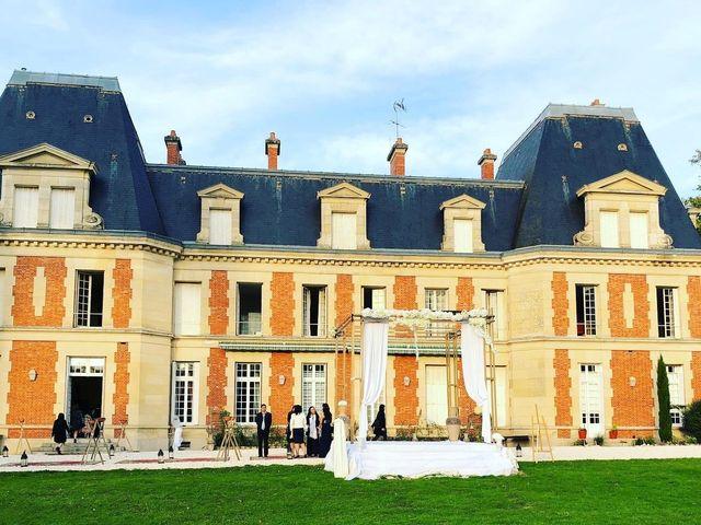 Le mariage de Bastien et Micheline à Galluis, Yvelines 4