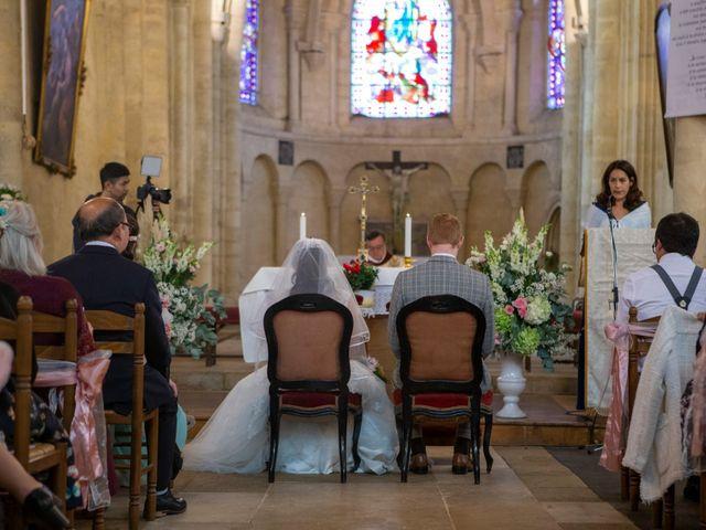 Le mariage de Bastien et Micheline à Galluis, Yvelines 6