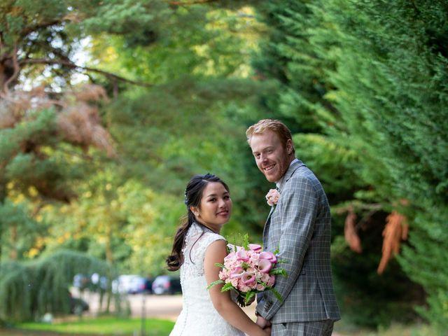 Le mariage de Bastien et Micheline à Galluis, Yvelines 9