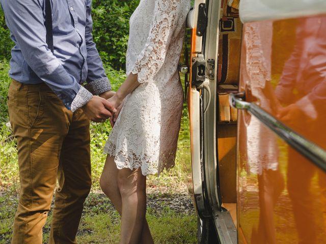 Le mariage de Vincent et Cindy à Ceyrat, Puy-de-Dôme 7