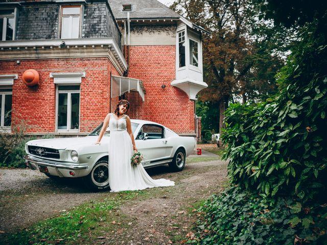 Le mariage de Geoffrey et Marie à Corbehem, Pas-de-Calais 3
