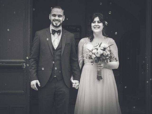 Le mariage de Geoffrey et Marie à Corbehem, Pas-de-Calais 10