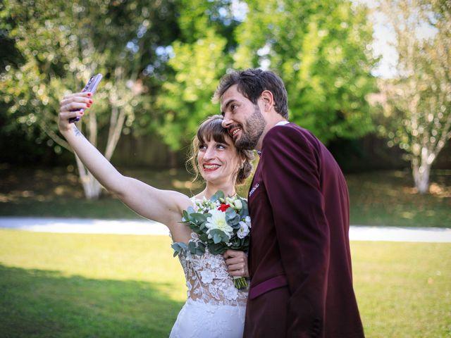 Le mariage de Martin et Alexandra à Vonnas, Ain 9