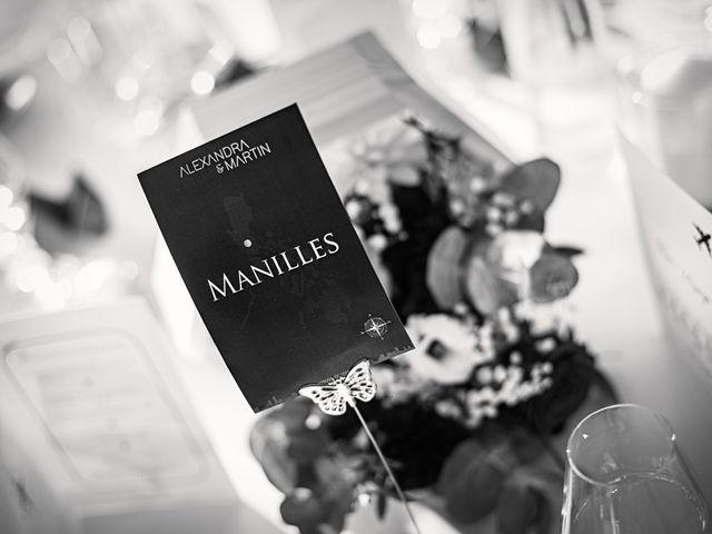 Le mariage de Martin et Alexandra à Vonnas, Ain 39