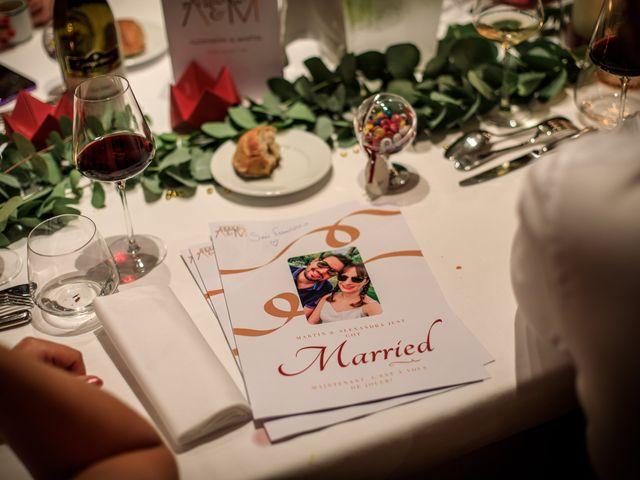 Le mariage de Martin et Alexandra à Vonnas, Ain 43
