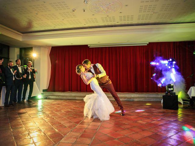 Le mariage de Martin et Alexandra à Vonnas, Ain 44
