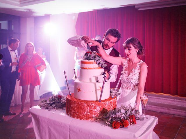Le mariage de Martin et Alexandra à Vonnas, Ain 45
