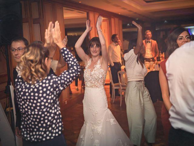 Le mariage de Martin et Alexandra à Vonnas, Ain 46