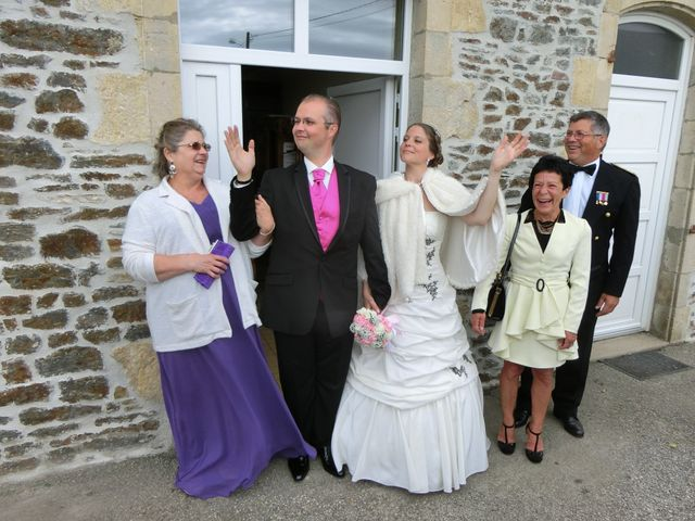 Le mariage de Johnny et Gaëlle
