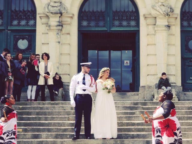 Le mariage de Steven et Marie à Vannes, Morbihan 5