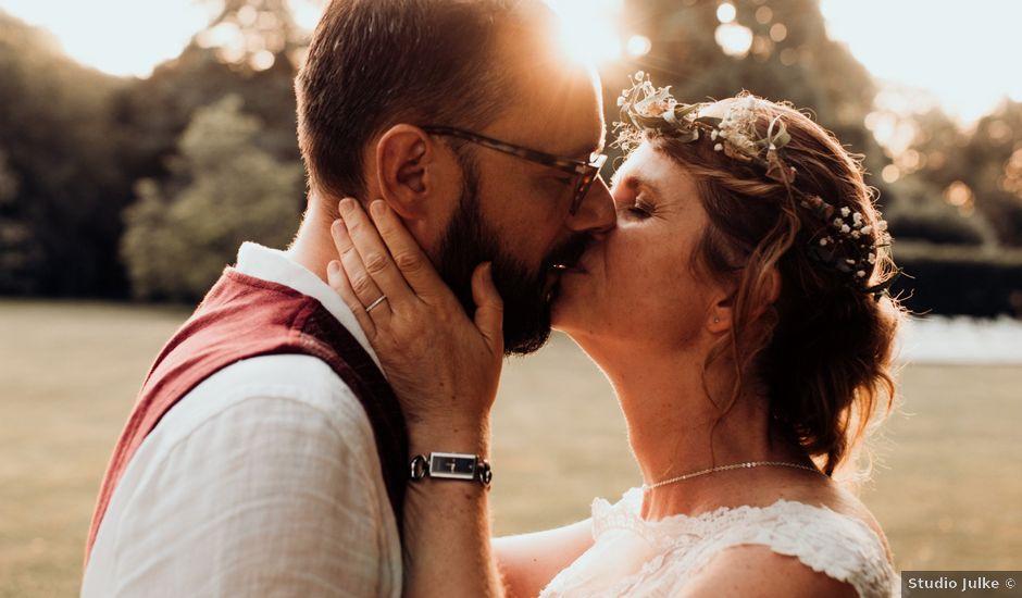 Le mariage de Sebastien et Christelle à Chevreuse, Yvelines
