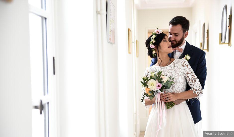Le mariage de Maxime et Mélanie à Saulon-la-Chapelle, Côte d'Or