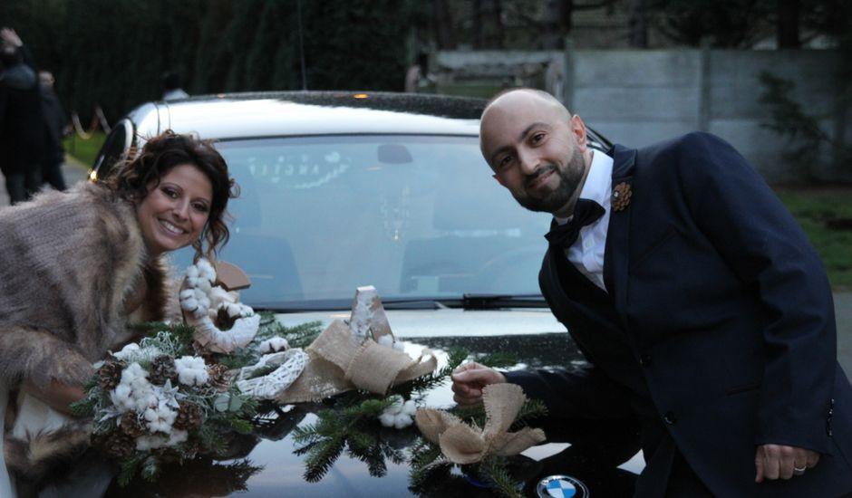 Le mariage de Angelo et Céline  à Oignies, Pas-de-Calais
