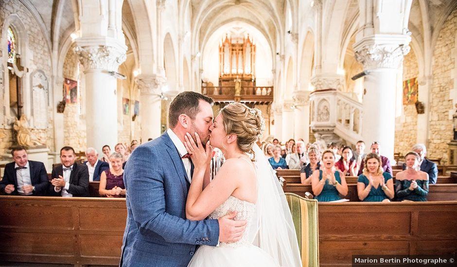 Le mariage de Christophe et Anaëlle à Mornac-sur-Seudre, Charente Maritime
