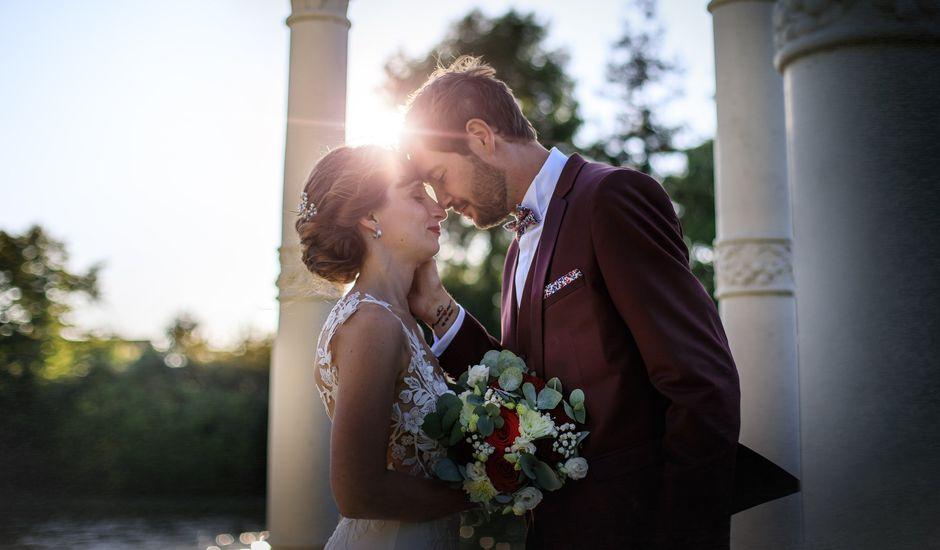 Le mariage de Martin et Alexandra à Vonnas, Ain