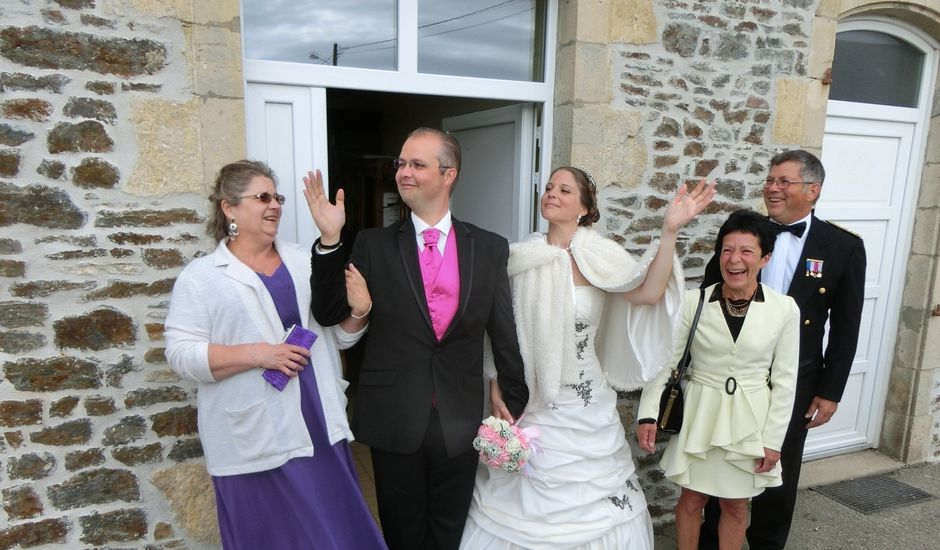 Le mariage de Gaëlle et Johnny à Bretteville-sur-Ay, Manche