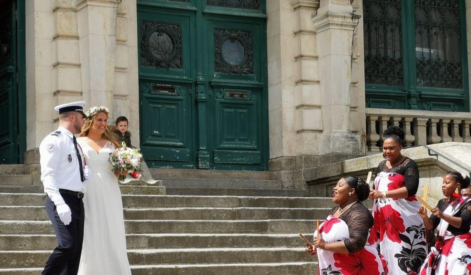 Le mariage de Steven et Marie à Vannes, Morbihan