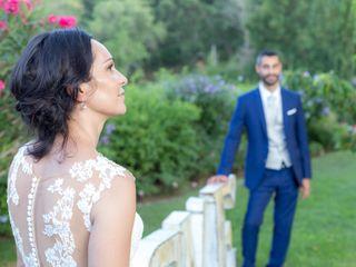 Le mariage de Vanessa et Michael 1