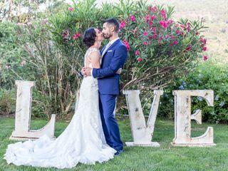 Le mariage de Vanessa et Michael 2