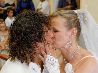 Le mariage de Manuel et Sandrine