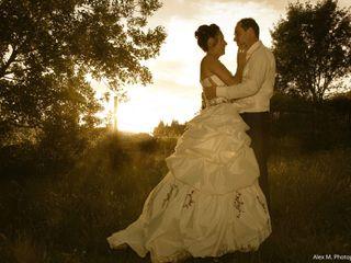 Le mariage de Christelle  et Florent  1