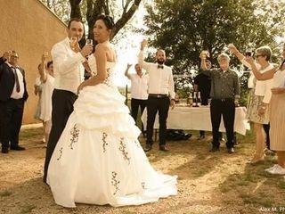 Le mariage de Christelle  et Florent  2