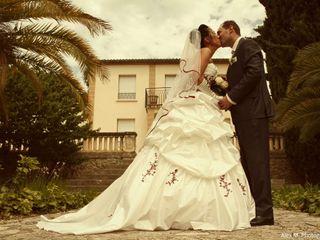 Le mariage de Christelle  et Florent