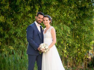 Le mariage de Pauline et Jean-Michel 1
