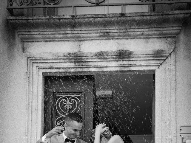 Le mariage de Aurore et Guillaume à Nîmes, Gard 3