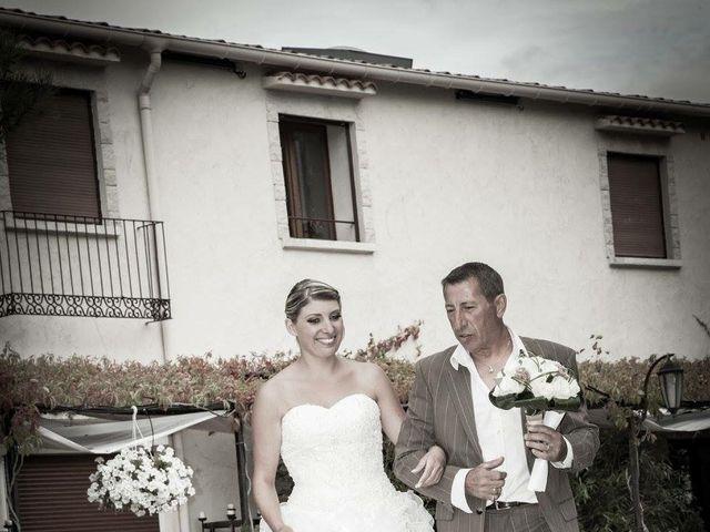 Le mariage de Aurore et Guillaume à Nîmes, Gard 5