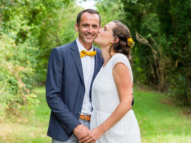 Le mariage de Laura et Romain