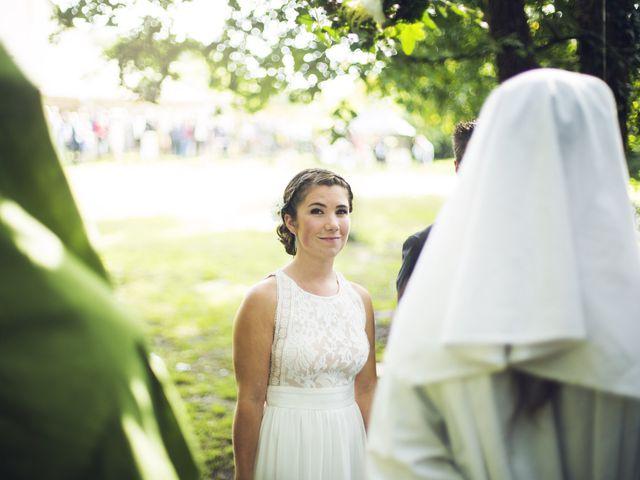 Le mariage de Stéphane et Maëlle à Saint-Nolff, Morbihan 10