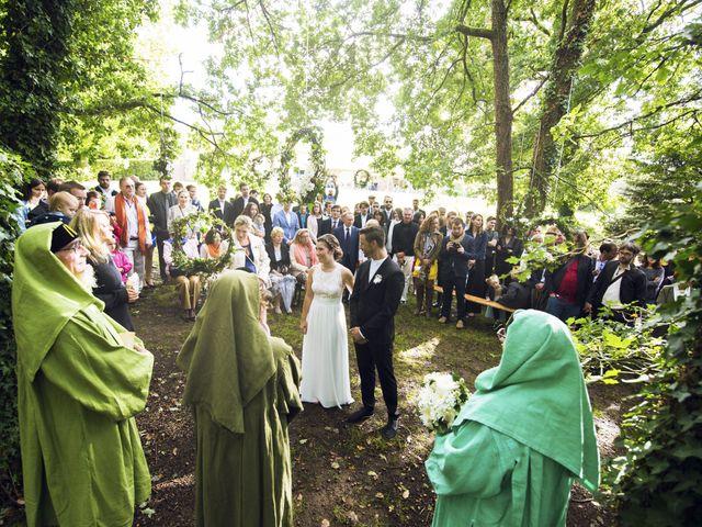 Le mariage de Stéphane et Maëlle à Saint-Nolff, Morbihan 12