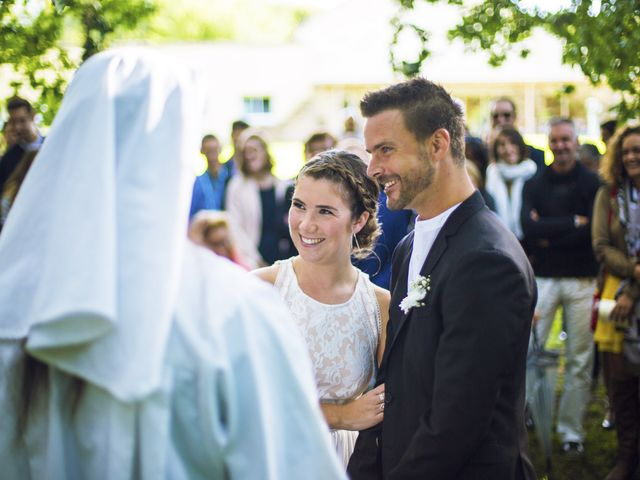 Le mariage de Stéphane et Maëlle à Saint-Nolff, Morbihan 13