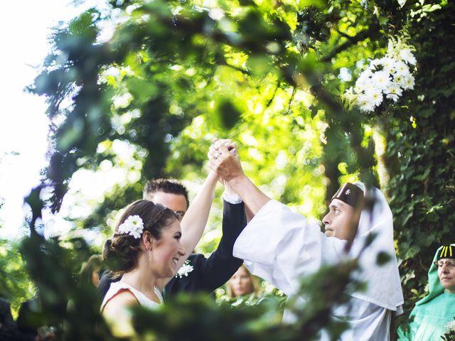Le mariage de Stéphane et Maëlle à Saint-Nolff, Morbihan 14