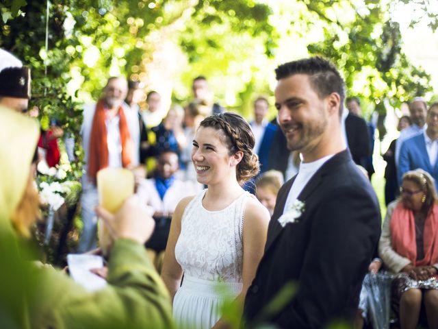 Le mariage de Stéphane et Maëlle à Saint-Nolff, Morbihan 15