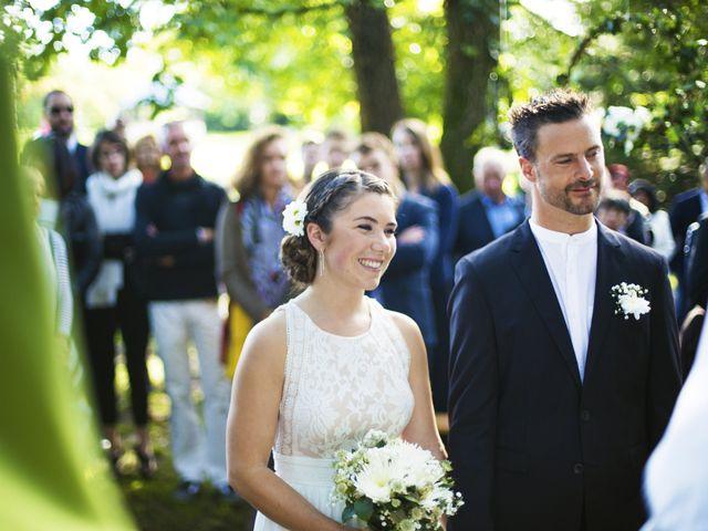 Le mariage de Stéphane et Maëlle à Saint-Nolff, Morbihan 20