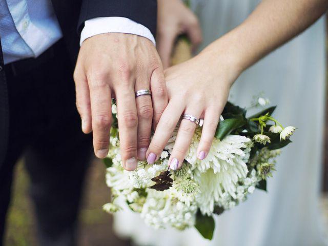 Le mariage de Stéphane et Maëlle à Saint-Nolff, Morbihan 33