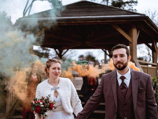 Le mariage de Julie et Timothée