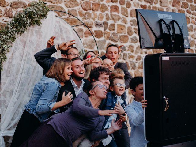 Le mariage de Guillaume et Virginie à Saint-Romain-d'Ay, Ardèche 2