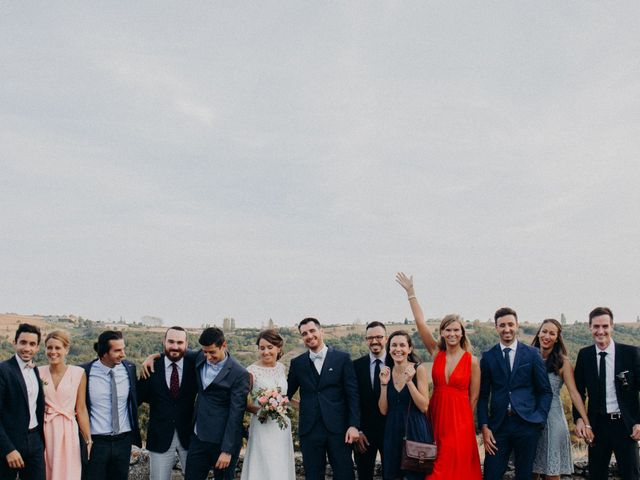 Le mariage de Guillaume et Virginie à Saint-Romain-d'Ay, Ardèche 11
