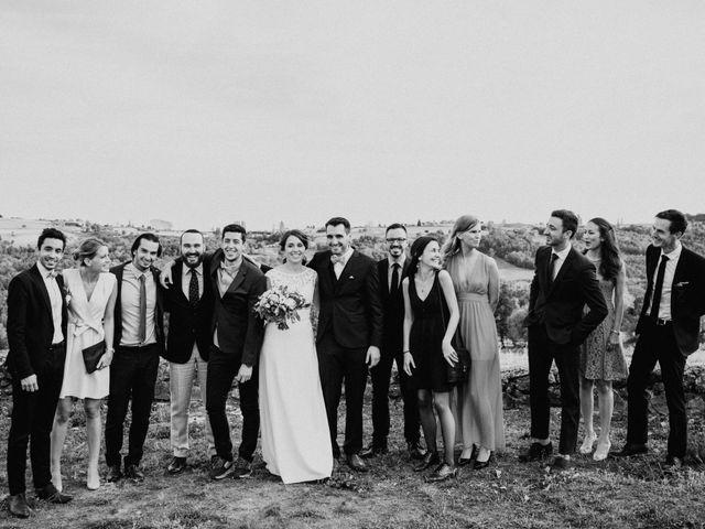 Le mariage de Guillaume et Virginie à Saint-Romain-d'Ay, Ardèche 12