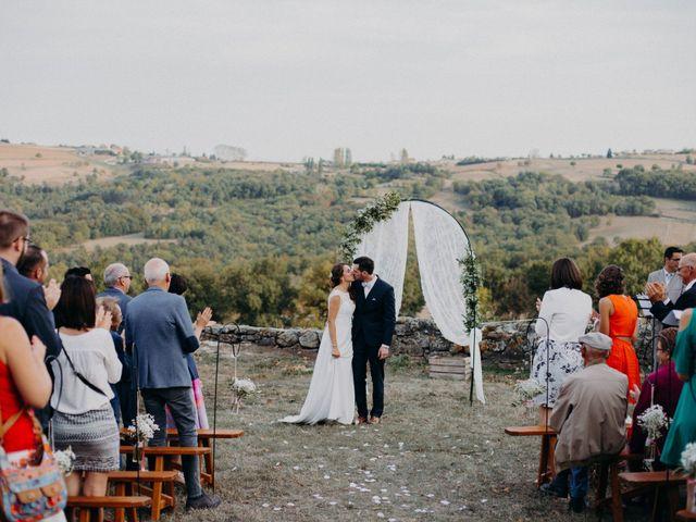 Le mariage de Guillaume et Virginie à Saint-Romain-d'Ay, Ardèche 17
