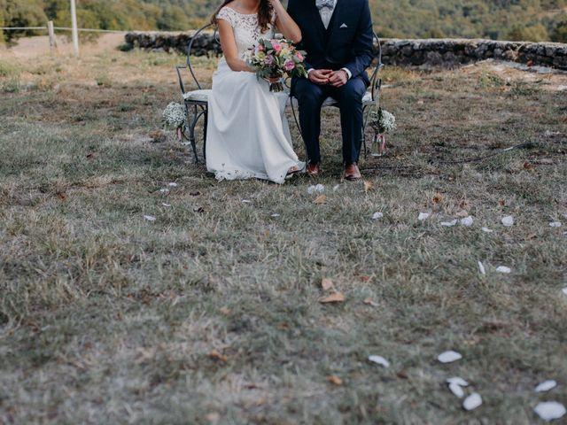 Le mariage de Guillaume et Virginie à Saint-Romain-d'Ay, Ardèche 18