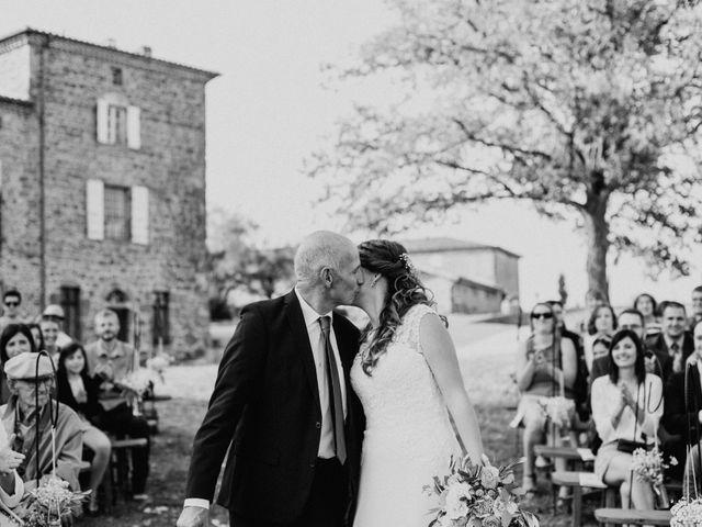 Le mariage de Guillaume et Virginie à Saint-Romain-d'Ay, Ardèche 24