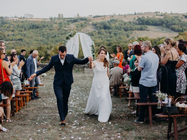 Le mariage de Guillaume et Virginie à Saint-Romain-d'Ay, Ardèche 27