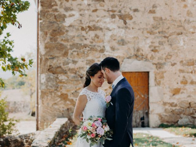 Le mariage de Guillaume et Virginie à Saint-Romain-d'Ay, Ardèche 98