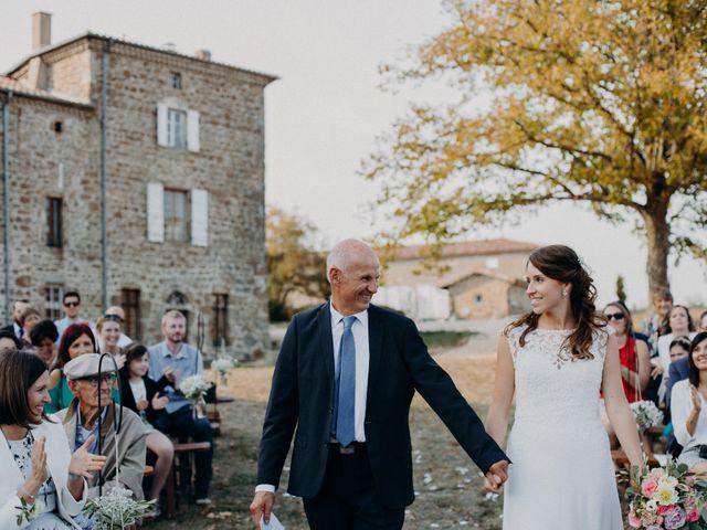 Le mariage de Guillaume et Virginie à Saint-Romain-d'Ay, Ardèche 133