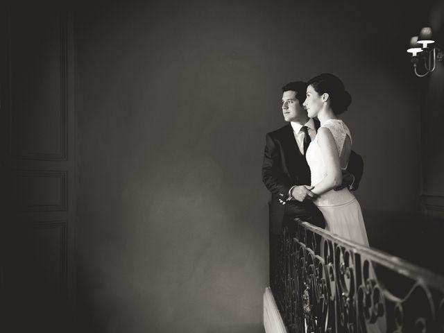Le mariage de Henri et Lucie à Laval, Mayenne 35