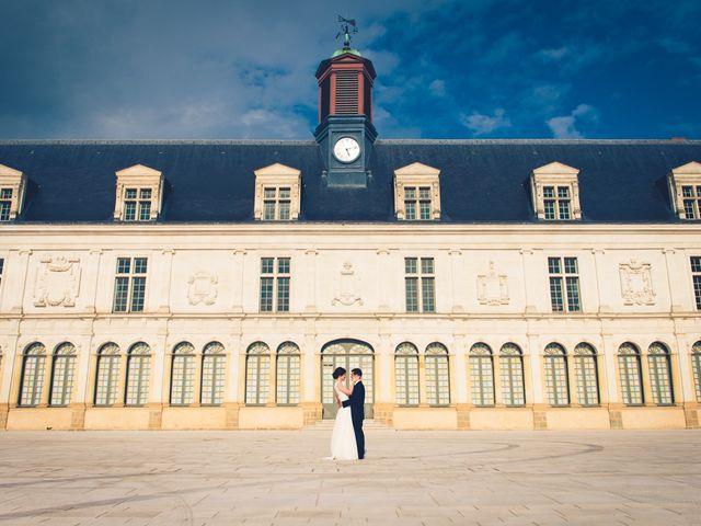 Le mariage de Henri et Lucie à Laval, Mayenne 37